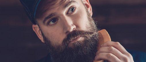Entretien d'une barbe