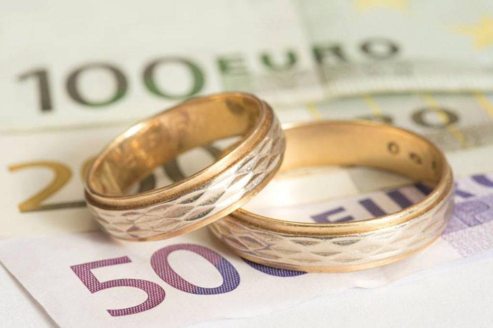 Combien coûtent les préparatifs du mariage ?